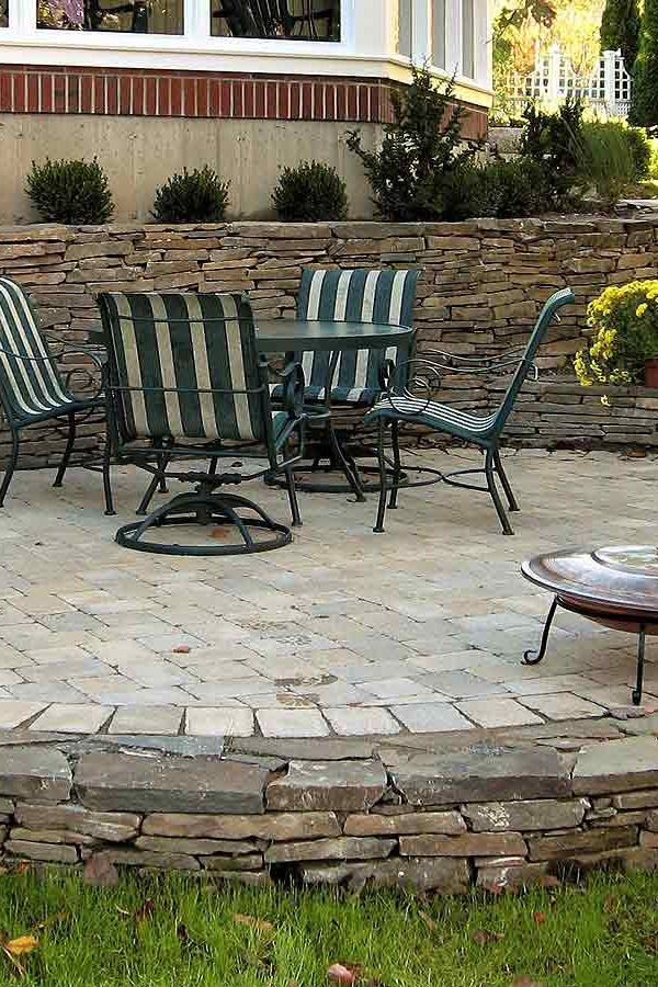 Hardscape services in massachusetts