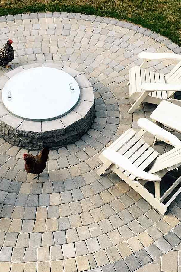 Firepits and grills