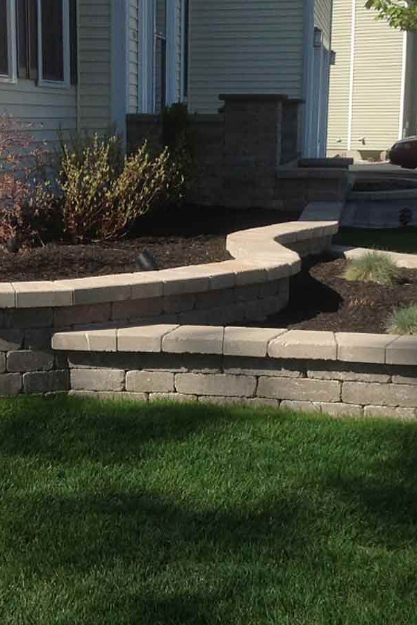 Retaining & Sitting Walls