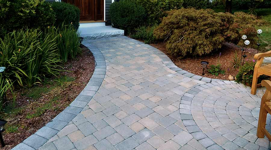 Courtyard Concepts designs and installs walkways and pathways to residential and commercial properties. We offer expert craftsmanship quality products and ... & Walkway \u0026 Pathway Design \u0026 Installation | Courtyard Concepts